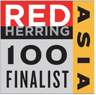RedHerring Award - Finalist in Asia - IT Outsourcing in Thailand